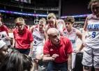 FIBA vīrusa dēļ pārceļ Tokijas kvalifikācijas turnīru no Ķīnas uz Belgradu