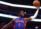 """Losandželosas """"Clippers"""" bruņojas cīņai par titulu un vienojas ar """"Pistons"""" zvaigzni Džeksonu"""