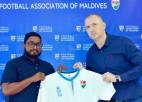 Stepanovs kļuvis par Maldīvu salu U19 izlases galveno treneri