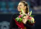 Šarapova paziņo par aiziešanu no profesionālā tenisa