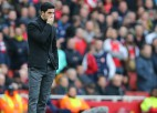 "Teksta tiešraide: ""Arsenal"" galvenais treneris Arteta saslimis ar koronavīrusu"