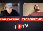 Video: Konferences zvans: Ģenerālis ar Teodoru Bļugeru