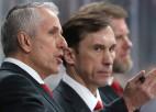 """Viens no kandidātiem uz Rīgas """"Dinamo"""" trenēšanu Kozlovs pamet """"Avangard"""" štābu"""
