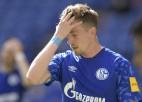 """""""Schalke 04"""" turpina grimt Bundeslīgā – zaudējums arī pret Brēmeni"""