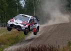 Latvijas rallija fanu iemīļotais Somijas WRC rallijs tiek atcelts