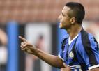 """""""Roma"""" un """"Inter"""" apspriež maiņas darījumu - Džeko pret Sančesu"""