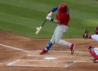 Atsākas MLB mači, čempioniem – smags zaudējums