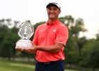 Spānijas golferis Rams kļūst par ranga līderi