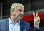 """Latvijas izlases treneris: """"Uztrauc, kā nodrošinās, ka moldāvi ir veseli"""""""