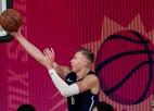Video: Porziņģim dzimšanas dienā divi momenti NBA <i>topā</i>