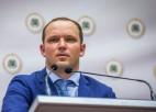 Ļašenko runā ar FIFA prezidentu un izsaka gatavību Latvijā uzņemt neitrālas spēles