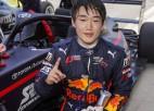 """""""Formulā 1"""" atkal gatavojas startēt japāņu pilots"""