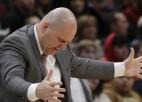 """Lietuvieša Karnišova pirmais lielais lēmums: Čikāgas """"Bulls"""" atlaiž galveno treneri"""