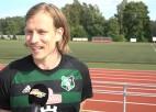 """Video: Gorkšs: """"Vēl varam iet augšā, paspēlēsim ar """"Lokomotiv"""" un """"Super Nova"""""""""""