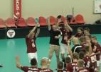 """Video: """"Kuldīga/KNSS"""" pēcspēles metienu sērijā uzvar """"Latvian Open 2020"""""""