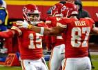"""Sezonas startā """"Chiefs"""" bez problēmām pieveic """"Texans"""""""