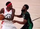 Briesmīgas izslēgšanas spēles aizvadījušais Siakams uzņemas atbildību par Toronto izstāšanos