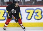 """""""Flames"""" hokejists Džordāno kļūst par Mesjē balvas ieguvēju"""