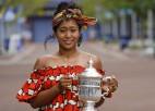 "Sevastova nespēlēs ""French Open"", uz Parīzi nedosies arī Osaka"