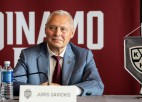 """Savickis: """"Rīgas """"Dinamo"""" būs karantīnā līdz 5. oktobrim"""""""