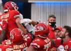 """Savainojumi un """"Chiefs"""" izglābšanās papildlaikā – noslēgusies NFL 2. nedēļa"""