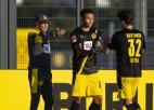 UEFA mačos piecu maiņu limits saglabāsies līdz sezonas beigām