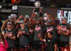 """Heat"" uzvar Bostonu un nokārto NBA finālu pret Džeimsu un ""Lakers"""