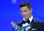 Levandovskis nosaukts par gada labāko UEFA futbolistu