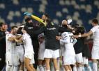 """""""Euro 2020"""" pārspēles sākas ar Gruzijas soli tuvāk savam pirmajam finālturnīram"""
