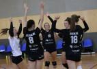 RVS/LU izcīna divas uzvaras Baltijas volejbola līgā sievietēm
