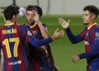 """""""Barcelona"""" grauj mazākumā, """"Lazio"""" apspēlē """"Borussia"""""""