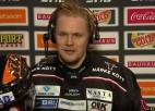 """Video: Ābols iemet papildlaikā, pieveicot """"Växjö"""""""