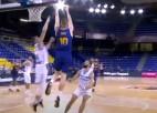 Video: Šmits danko un izpelnās trešo vietu ACB labākajos momentos
