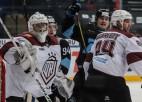 """""""Dinamo"""" ar 19 gadus veco Vītolu vārtos Minskā piedzīvo sauso zaudējumu"""