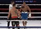 Video: Zutis pret Smirnovu - boksa cīņa vai dūru vicināšana zaļumballē?
