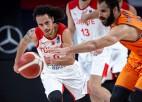 Turki beidzot uzvar, Dānijai 100% Viļņā, bez uzvaras nepaliek arī Lietuva