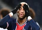 Neimāra 50. vārti Francijas čempionāta karjerā neglābj PSG no punktu zaudēšanas