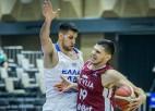Cipruss optimistisks par vīriešu izlases spēlēšanu mājās, vēlas uzņemt arī dāmas