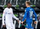 """""""Borussia"""" uzbrucējam piecu spēļu diskvalifikācija par spļāvienu pretiniekam sejā"""