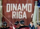 """Video: KHL pastarītis Rīgas """"Dinamo"""" aizraujošā cīņā pieveic līdervienību"""