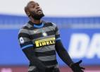 """Kandreva sāpina """"Inter"""", """"Roma"""" un """"Atalanta"""" izcīna svarīgas uzvaras"""