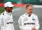 """Botass: """"Es neizturēšos pret Hamiltonu kā Rosbergs"""""""