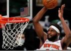 """""""Knicks"""" sagrauj konferences līderi ''Celtics'' un pārtrauc zaudējumu sēriju"""