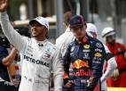 """Horners: """"Hamiltona vietā """"Mercedes"""" centīsies pie sevis dabūt Verstapenu"""""""