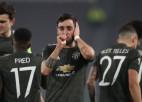 """""""United"""" un """"Tottenham"""" grauj, """"Milan"""" pašās beigās nenotur uzvaru Belgradā"""