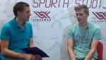 """Video: Ņikiforovs: """"Valmierā hokejistiem ir visas iespējas izaugsmei"""""""