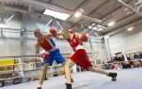 Foto: Risinās Liepājas atklātais čempionāts boksā