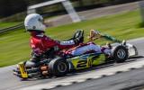 Foto: '333' trasē aizvadītas Ziemeļeiropā lielākās sporta kartingu sacensības