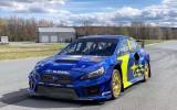 Foto: ''Subaru'' atrāda jauno rallijkrosa automašīnu