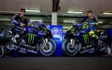 Foto: MotoGP komandas atrāda jaunos motociklus
